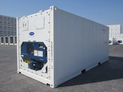 Used Reefer Containers
