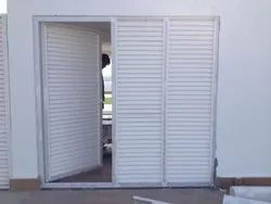 Louver Door Work