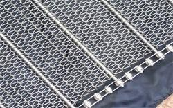 SS Wiremesh Conveyor Belt