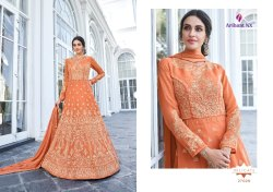 Anarkali Dress Fully Stiched Brand Name Aarihit