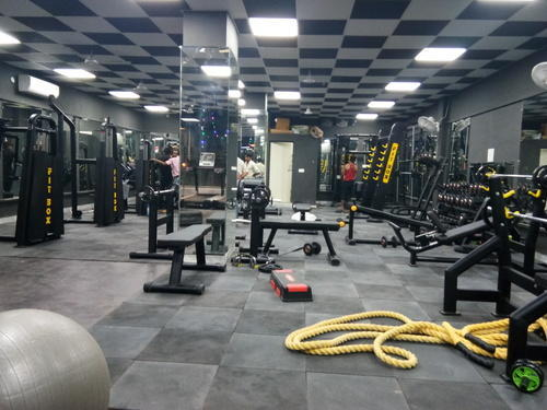 Gym Setup Installation Services Gym Creation Delhi Id