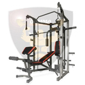 Professional Home Gym Station With Bench