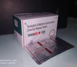 Teneligliptin Metformin Tablet