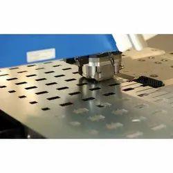 Metal Sheet Cutting Work