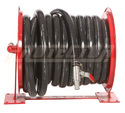 Fire Hose Reel With 25 Mm X 30 M Pipe & Nozzle