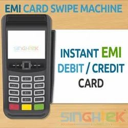 Pine Labs Debit Card EMI POS Machine