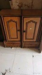 Mini Wooden Cupboard