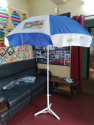 Promotional Umbrella Banner Stand