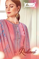 Cotton Digital Print Salwar Suit