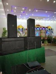 Wedding Party Dj Sound Services