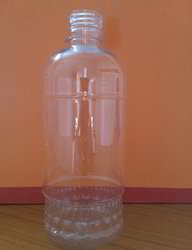 Plastic Hair Oil Bottle