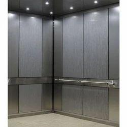 DD HITECH Stainless Steel Elevator Cabin