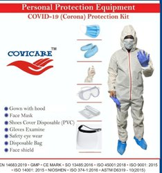 PPE KIT for CORONA PROTECTION