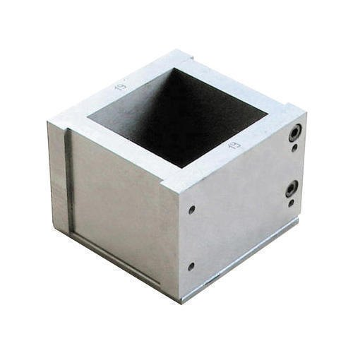 Mild Steel 2 INCH Cube Mould, Size: 50mm