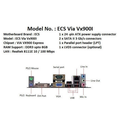 ECS VX900-I VIA STORX RAID DRIVERS DOWNLOAD FREE