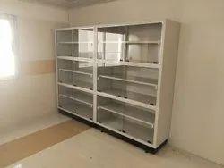 Glassware Storage Cupboard