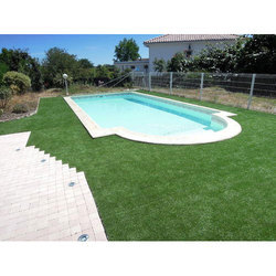 Swimming Pool Artificial Synthetic Grass