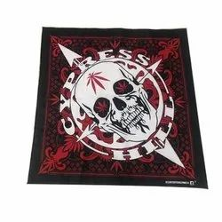 Men Cotton Printed Handkerchief