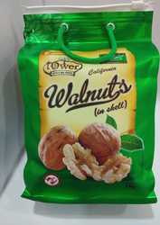 Tower California Walnuts Inshell, Packing Size: 1 kg