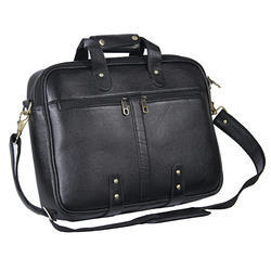 Executive Office Leather Laptop Bag