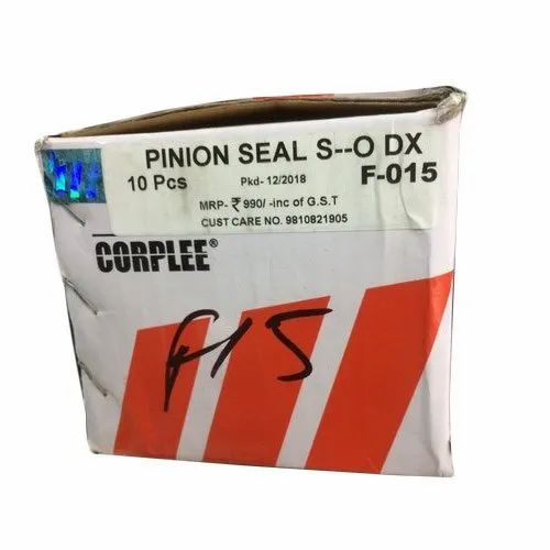 Corplee Car Pinion Oil Seal, Model Name/Number: F-015