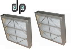 Light Weight Pleated Filters