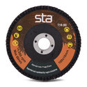 Flap Discs - Aluminum Oxide - 100mm