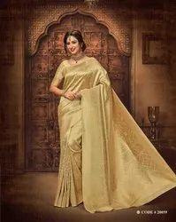 Designer Heavy Party Wear Saree