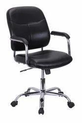 Revolving L/B Visitor Chair 7534