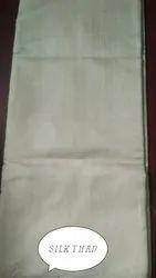 Cream 100% Silk Pure Silk Fabric