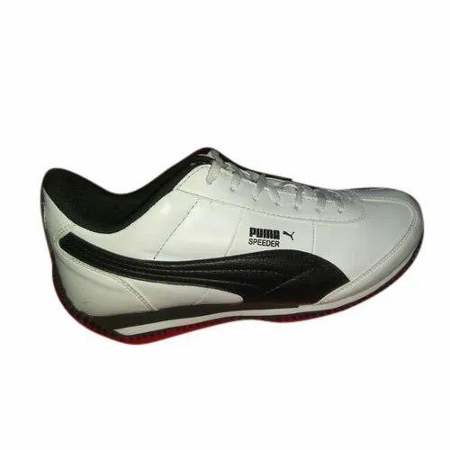 White Puma Men Speeder Shoes, Rs 800
