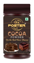 For the real choco flavour Poster Cocoa Powder, 100 g, Packaging Type: Bottle