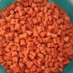 PBT Orange Granules