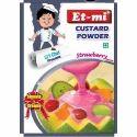 Strawberry Custard Powder