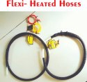 Flexi-Flexible Heated Hoses for Packing Machine