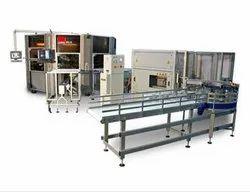RG 8 Screen Printing Machine for Glass Decoration