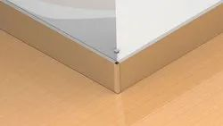 Stainless Steel Rosegold Skirting