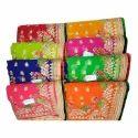 Embroidered Wedding Wear Designer Saree
