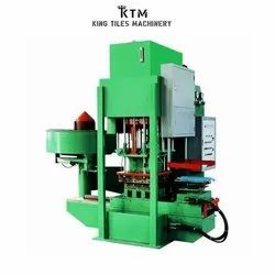 Cement Concrete Tiles Making Machine