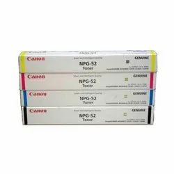 Canon Npg 52 Toner Cartridges Set
