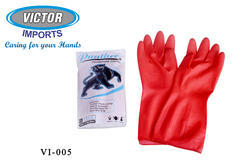 Panther House Hold Rubber Hand Gloves