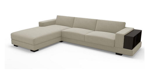 Vanity Small Lounger Sofa