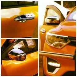Renault Triber Chrome Set