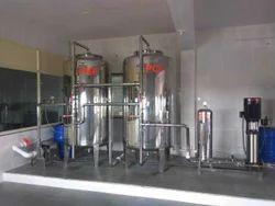 RO Bottling Plant