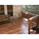 Commercial Building Solid Wood Flooring Service, For Outdoor