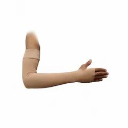 Lymphoedma Arm Sleeve with Hand