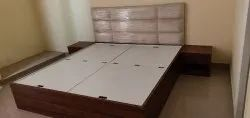 Action tessa pre lam board Modern Wooden Bed, Size: 6*6