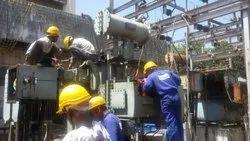Generation Plant Transformer Maintenance