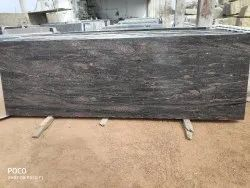 South India Himalayan blue Granite, Slab, Thickness: 15-20 mm