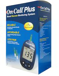 On Call Plus Glucometer Starter Kit